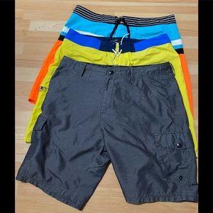 Lot of 3 Summer Short size 38
